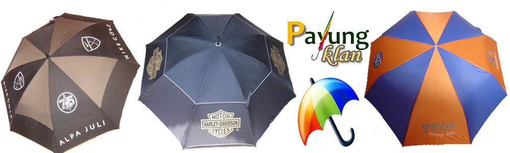 Payung Lipat Dua